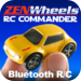 ZenWheels RC Commander Bluetooth RC remote control