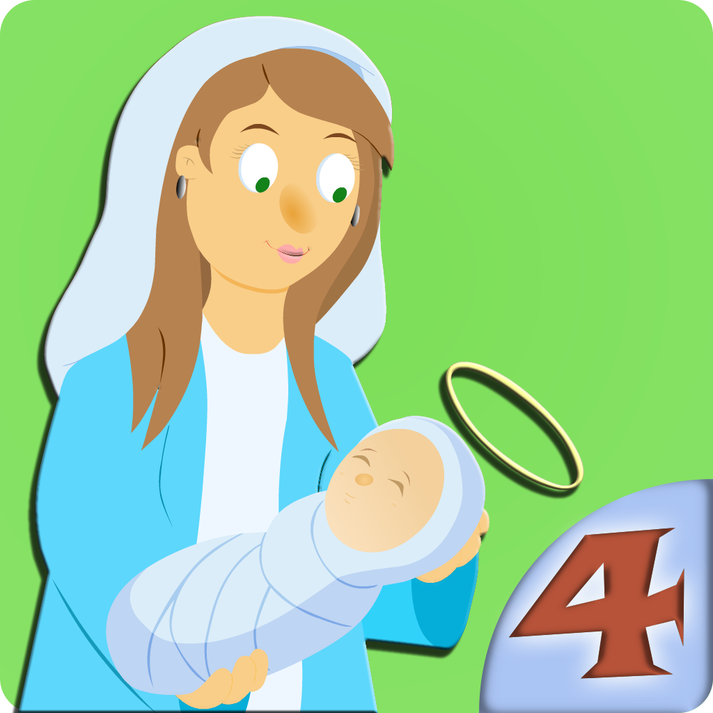 The Christmas Story of Jesus Birth: Bible Stories, Coloring, Puzzles ...